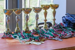 Budapest Kupa 2020 I. forduló díjazottak
